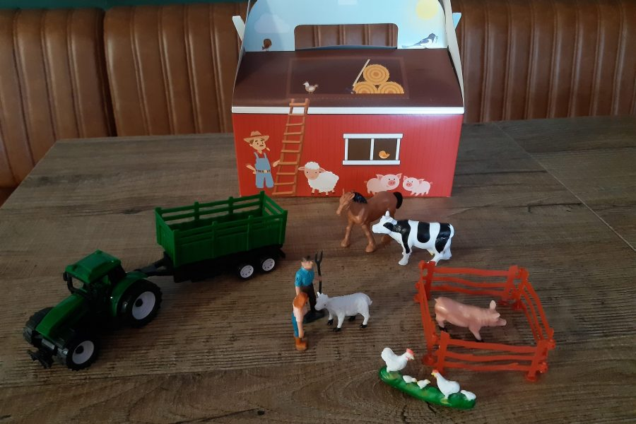 Kids menubox